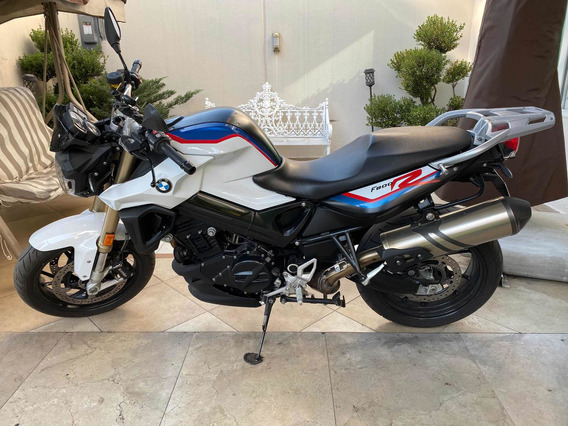 Bmw F 800r 2017 Dynamic Seminueva Impecable 3,500km