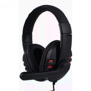 Fone Ouvido Gamer Headset Microfone Pc Notebook Games