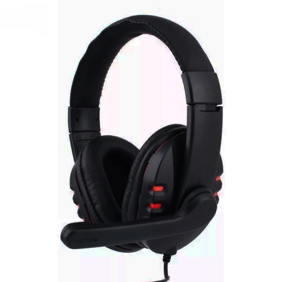 Fone Ouvido Gamer Headset Microfone Usb Pc Notebook Games