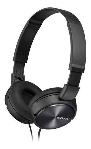 Imagen 1 de 2 de Audífonos Sony ZX Series MDR-ZX310 black