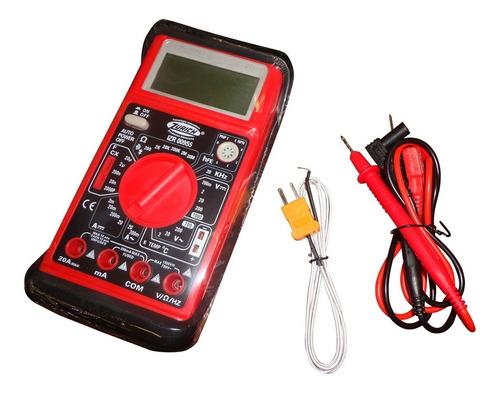 Imagen 1 de 9 de Tester Zurich Zr955 Temperatura Capacímetro Frecuencia 955