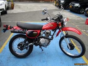 Honda Honda Xl100s Otros Modelos