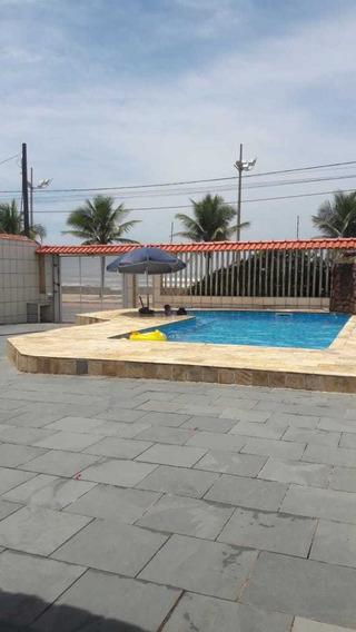 Casa De Praia/temporada Mongaguá. Bl Nossa Senhora De Fátima