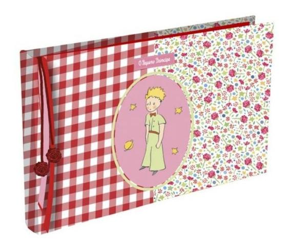 Álbum Pequeno Príncipe 192 Fotos 10x15 Rosa Trevisan Concept
