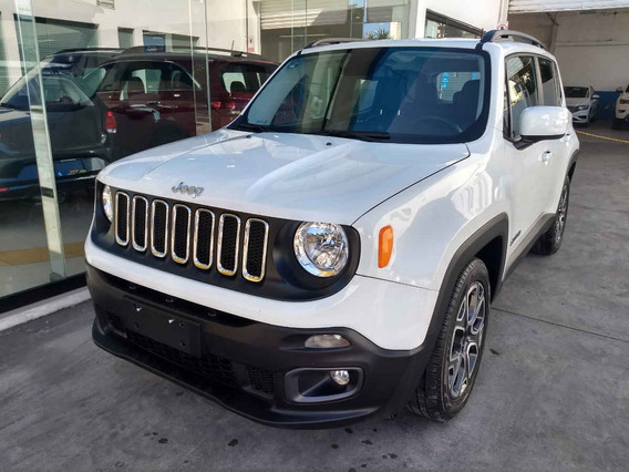 Jeep Renegade 5p Latitude L4/1.8 Aut