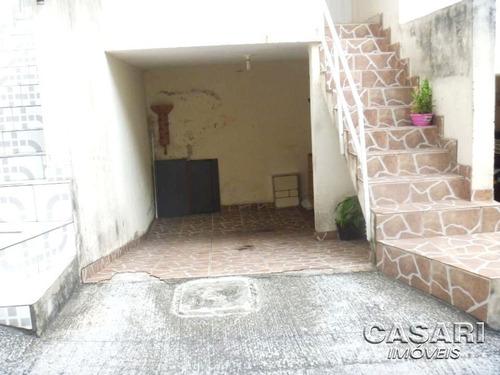 Imagem 1 de 9 de Sobrado Residencial À Venda, Vila Irene, São Bernardo Do Campo - So18191. - So18191