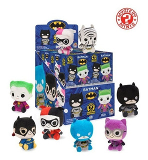 Funko Mystery Minis Batman Plush Sellados Original