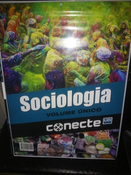 Livro De Sociologia Volume Único