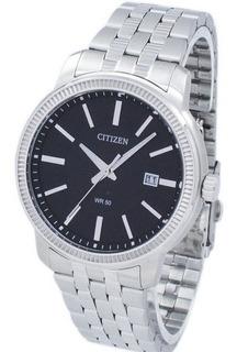 Reloj Citizen Bi108152e 100% Acero Fechador Envio Gratis