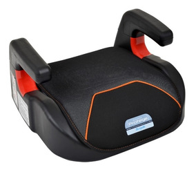 Assento Elevação Carro Protege Cyber Orange Burigotto Booste