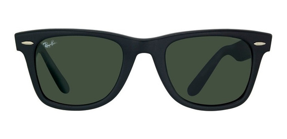 Lentes De Sol Ray Ban Rb2140 901s Negro Mate 50mm Original