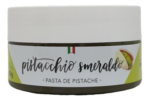 Pasta Pistache - Pistacchio Smeraldo 180g - Dolce Maestro