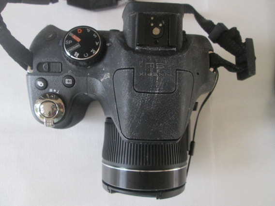 Câmera Fotográfica Fujifilm Finepix Sl300 Pouco Usada