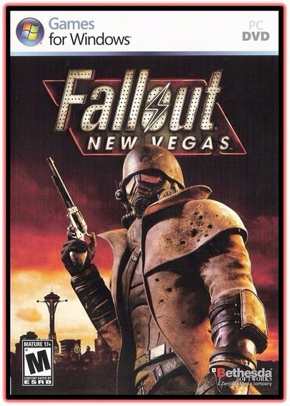 Fallout New Vegas Pc Original Lacrado