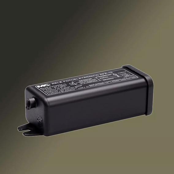 Rele Fotoeletronico Compacto 500w Bivolt Rfe-10 Margirius