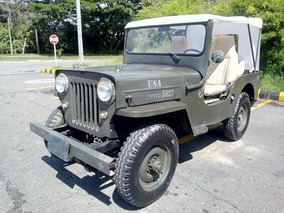 C871 Jeep Willys