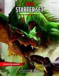 Dungeons & Dragons Starter Set - D & D 5e