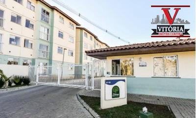 Apartamento 2 Dormitórios À Venda, 50 M² Por R$ 120.000 - Capela Velha - Araucária/pr - Ap1461