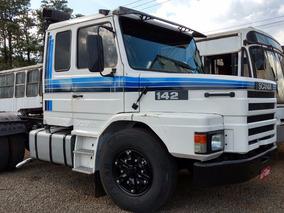 Scania Caminhão 142 Ano 1985