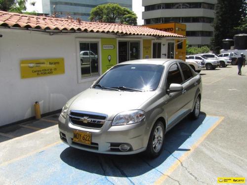 Chevrolet Aveo Emotion 1.6l