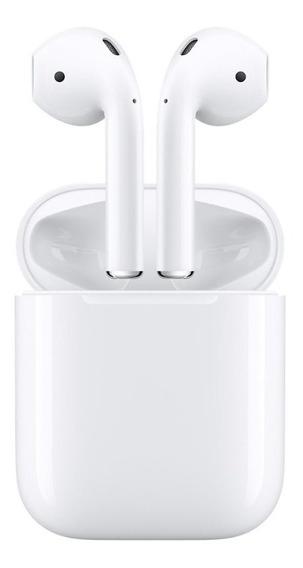 AirPods Apple Originales 2da Generacion Mv7n2be/a - Sellada