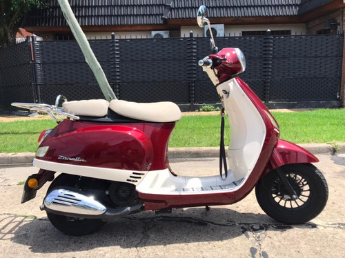 Scooter Zanella Styler Exclusive 150