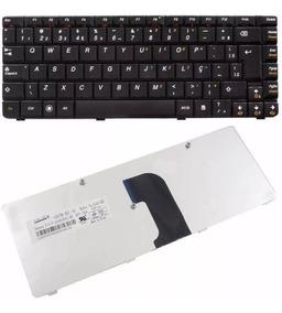 Teclado Lenovo G460 G465 G460e 25009799 V100920fk1br Ç