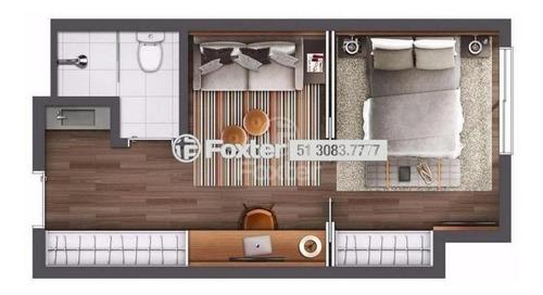 Imagem 1 de 9 de Flat, 1 Dormitórios, 27.98 M², Portico - 168239