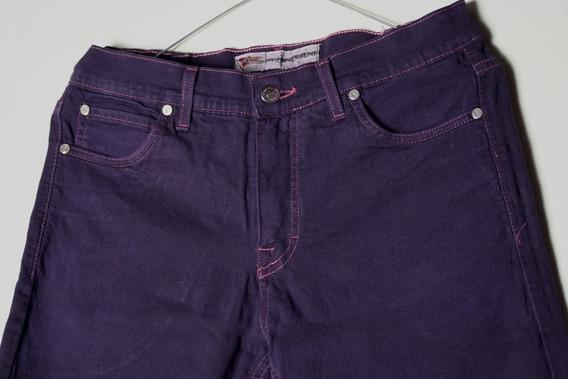 Jeans Pantalones Talles S Y M - Skinny Slimfit Y Chupin