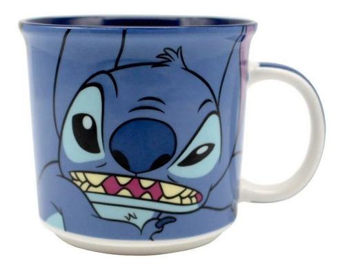 Imagem 1 de 4 de Caneca Tom Criativa Disney Lilo E Stitch Cêramica 350ml
