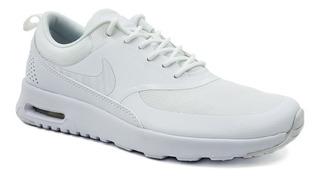 Nike Wmns Air Max Thea Blanco Mujer 599409115