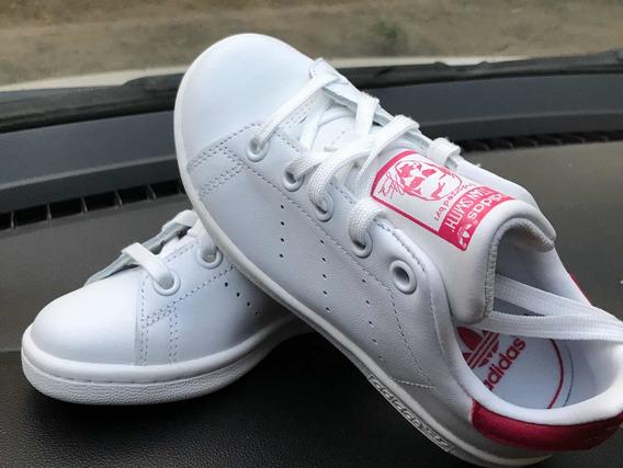 adidas Stan Smith Kids/niños Rosa/blanco