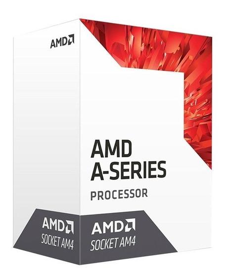 Processador Amd A10-9700 Quad Core 3.5ghz Am4 2mb Cache - Ad