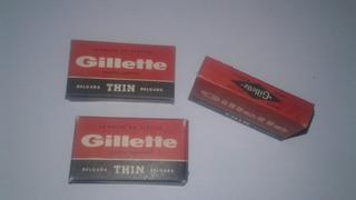 Filo Gillette+navaja