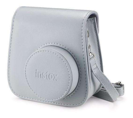 Bolsa Para Câmera Instax Mini Groovy Case Cinza