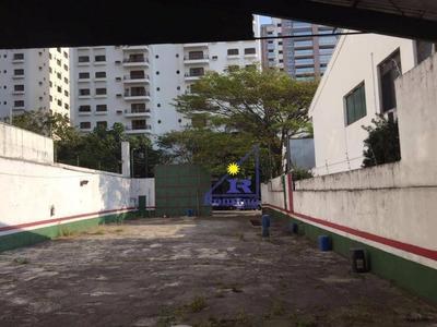 Terreno Comercial Para Locação, Jardim Anália Franco, São Paulo. - Te0085