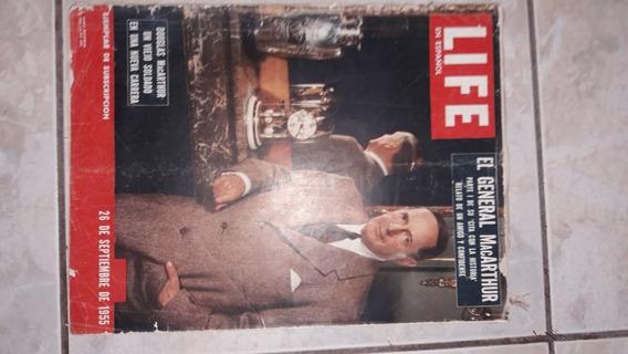 Revista Life En Espanol 26de Septiembre De 1955