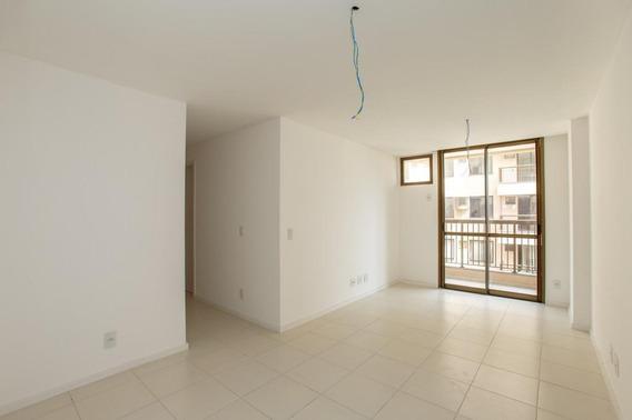 Apartamento Em Centro, Niterói/rj De 57m² 2 Quartos À Venda Por R$ 385.000,00 - Ap349735