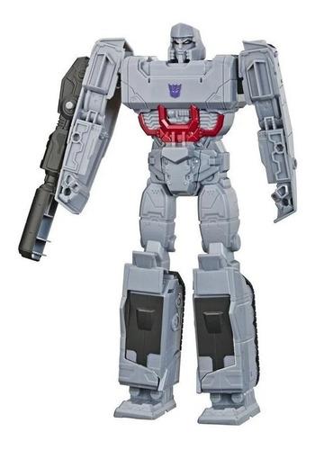 Boneco Transformers Titan Changers Megatron Hasbro E5890