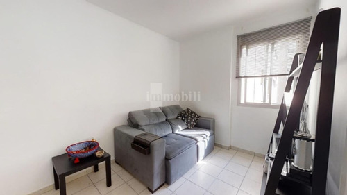 Apartamento Para Venda No Bairro Higienópolis Em São Paulo - Cod: Pc101424 - Pc101424