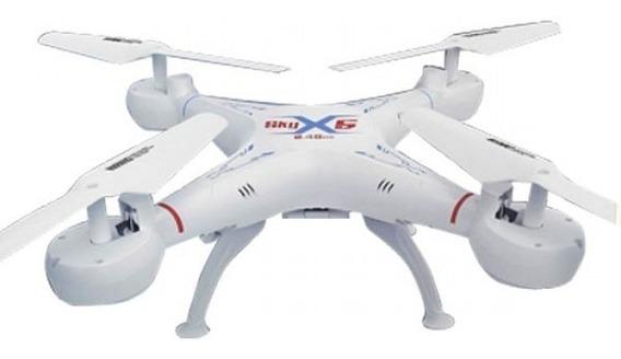 Dron Cuadricoptero Recargable Giro 360 Grados Grande Jy802