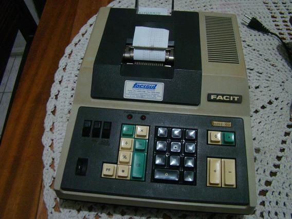 Antiga Calculadora Facit 2520/1203