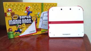 Nintendo 2ds Con 3 Juegos Preinstalados