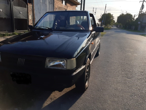 Fiat Uno Cld 3p Año 1996 Diesel Motor 1.7