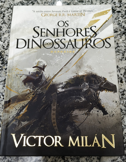 Os Senhores Dos Dinossauros - George R. R. Martin