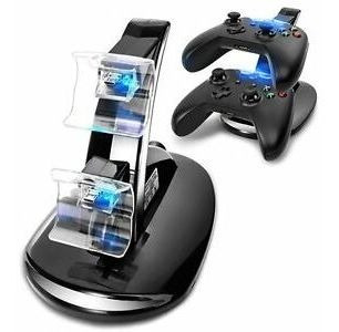 Cargador De Mando 2 Controlador Xbox X-box One/ One S/ One X