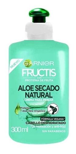 Crema De Peinar Fructis Alóe Water 300ml