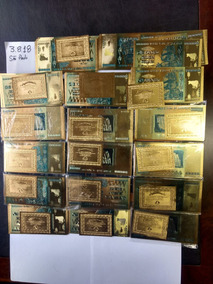 1.000 Nota Zimbabue Gold Relogio Carro Emprestar Moeda Jádib