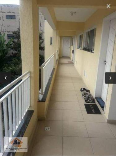 Imagem 1 de 6 de Apartamento Com 1 Dormitório Para Alugar, 29 M² Por R$ 950,00/mês - Vila Ré - São Paulo/sp - Ap0333