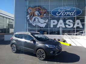 Ford Escape 2.0 Titanium At 2018 Grupo Pasa Juventud